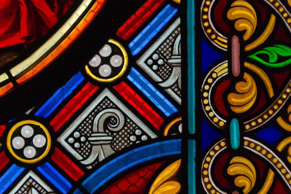 Münsterfenster-Detail