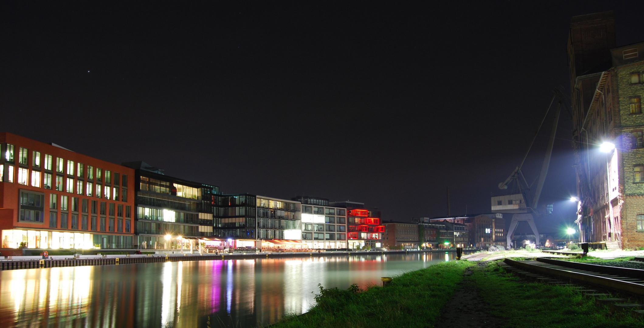 Münsters Hafen