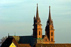 Münstertürme