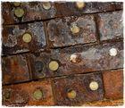 Münzen im Weinkeller