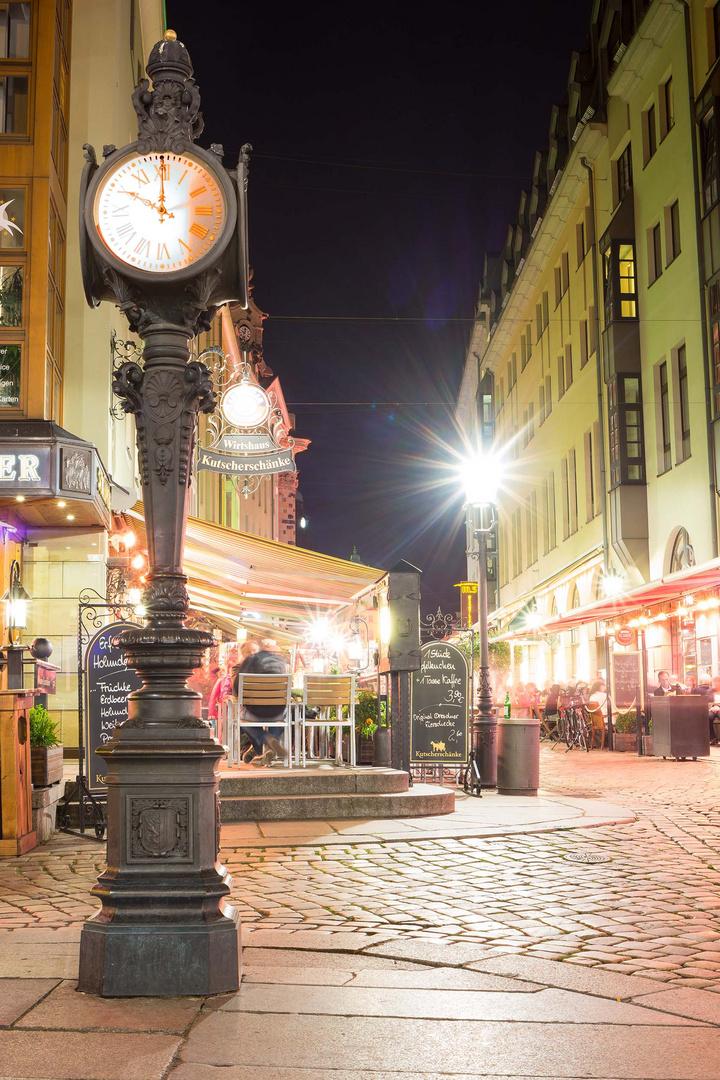 Münzgasse in Dresden Foto & Bild | techniken, aufnahme-techniken ...