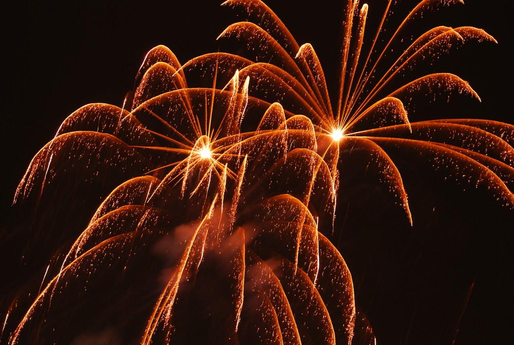 MUF Feuerwerk