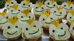 Muffins für den runden Geburtstag unserer Schwiegertochter Claudia (2)