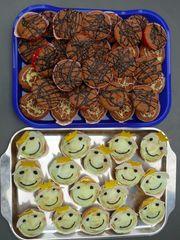 Muffins für den runden Geburtstag unserer Schwiegertochter Claudia (3)