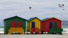 Muizenberg/False Bay