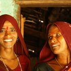 mujeres de Baroj, India 2008