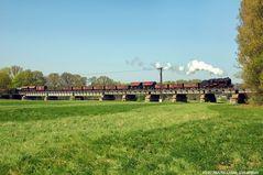 Muldebrücke Kössern am 19.04.2009