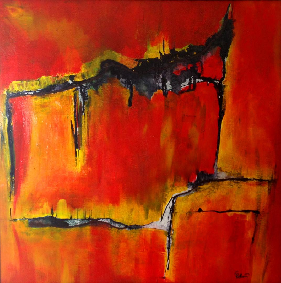 Muleta (Das rote Tuch)