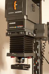 Multigradekopf für 6 x 7 bis 6 x 9 cm schwarz-weiss
