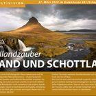 Multivision Island und Schottland