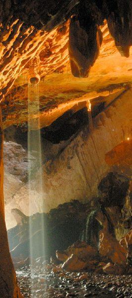 Mulu Cave Borneo, Adam und Eva