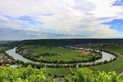 Mundelsheim, Neckarschleife