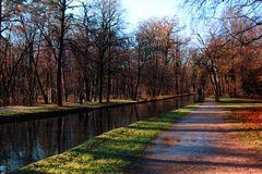 Munich Nymphenburg Park