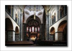 Munsterkerk im niederländischen Roermond