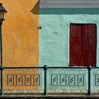Mur à Santo Domingo