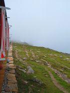 mur de brouillard