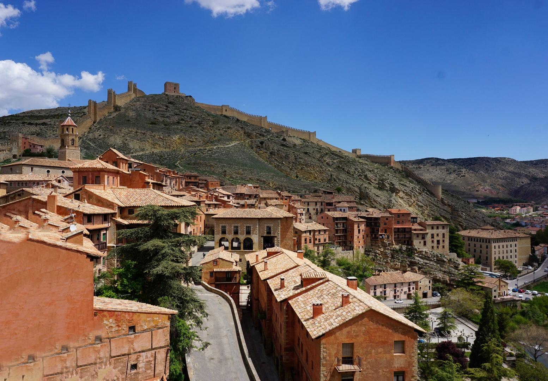 murailles d'Albarracin