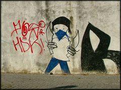 ..murale urbano ..