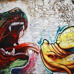 Murales II - Kani Toscani