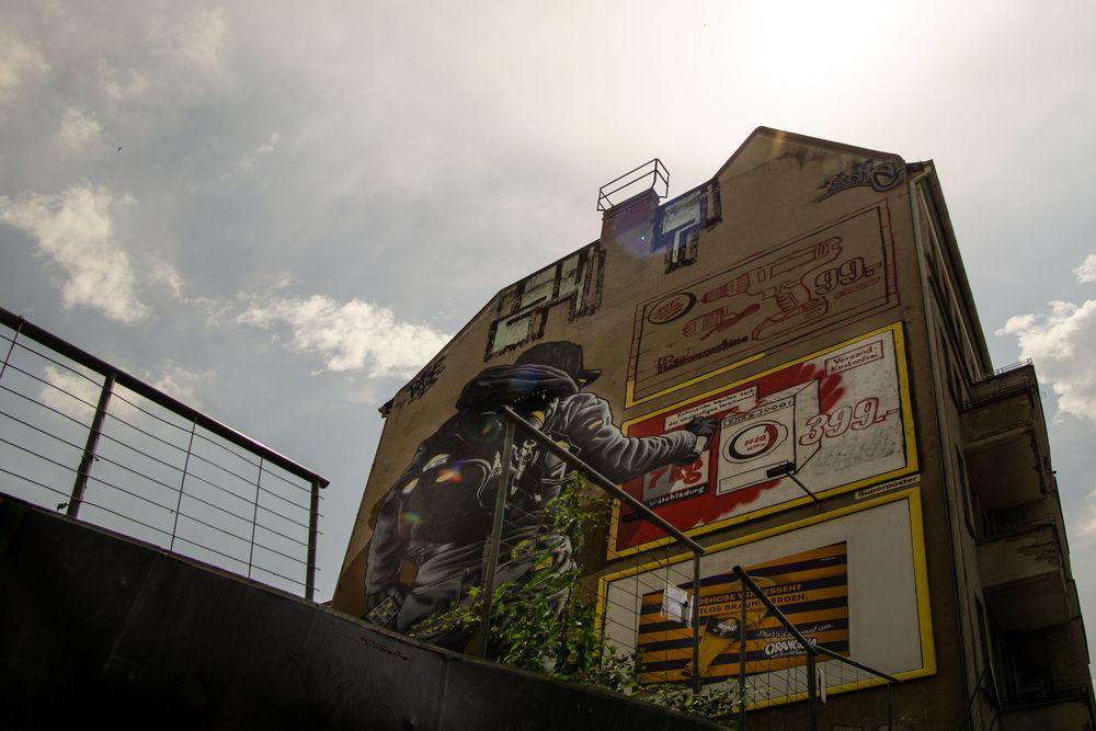 Muralfestival Berlin 2018