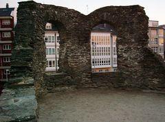 Muralla de Lugo: la modernidad vista desde el pasado con ojos de Roma