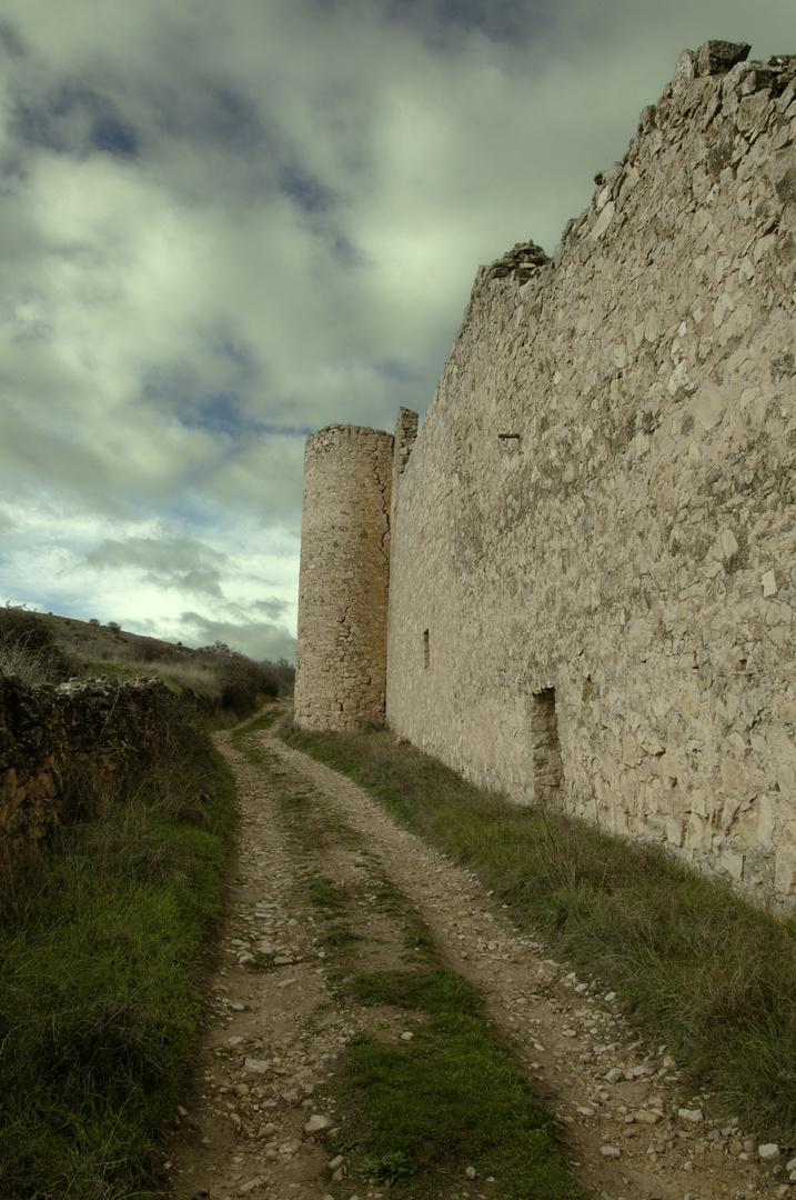 Muralla de Palazuelos
