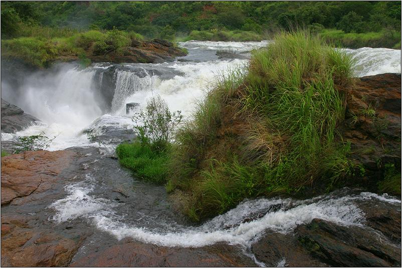 murchison falls - oben