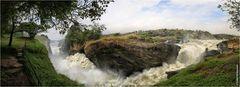 Murchison Falls Panorama