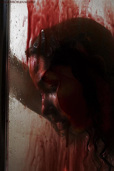 murder in the shower