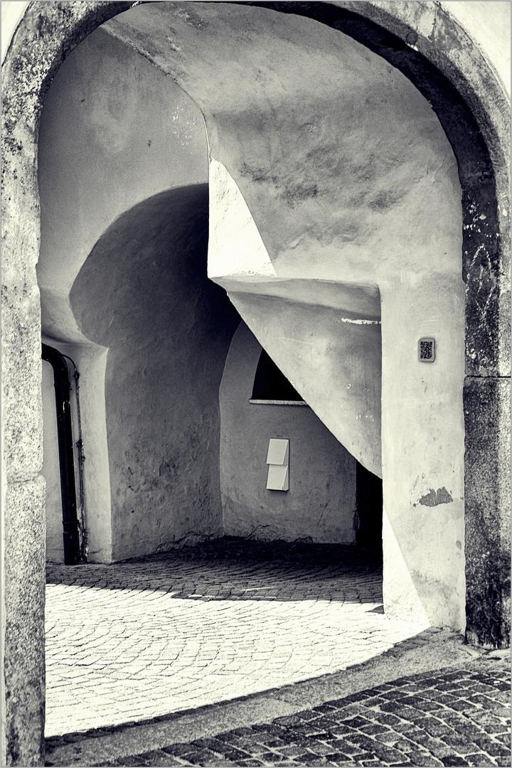 Muri e volte