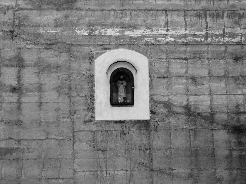 Muro del Santo