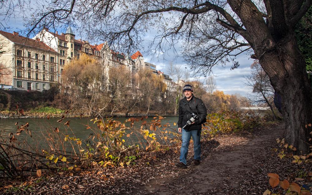 Murpromenade in Graz!