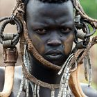 [ Mursi Tribe Man ]