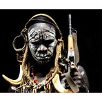 Mursi Warrior...........