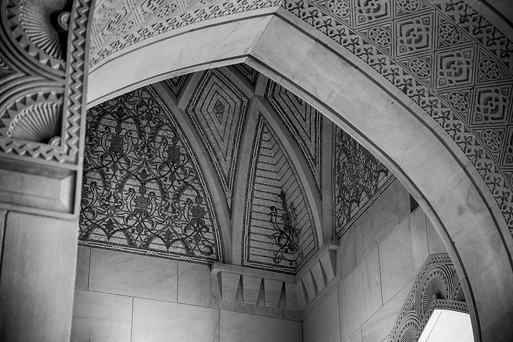 Muscat Detail