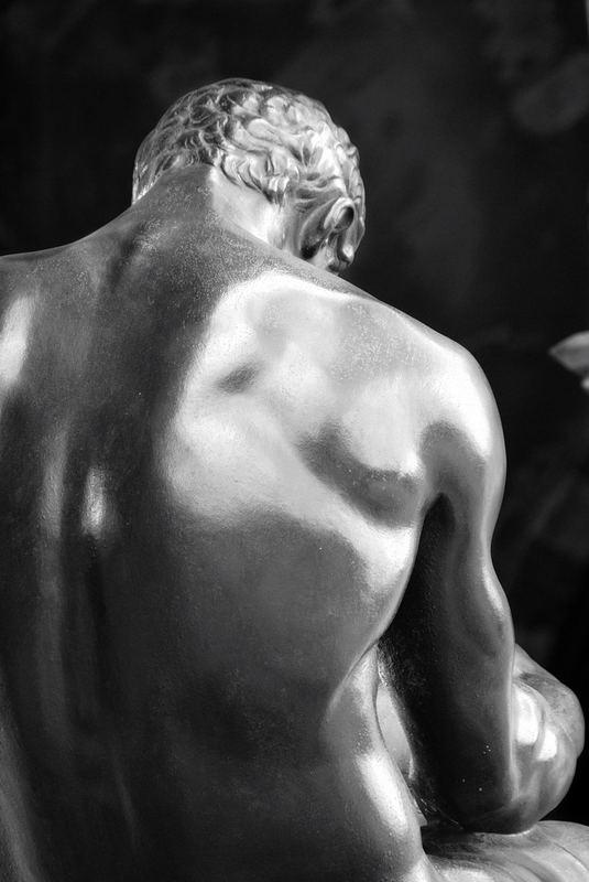 Muscoli e scultura