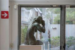 Musealer Fensterplatz...