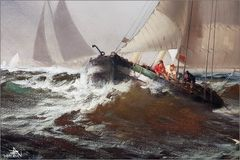 Musée de la Marine - Peinture