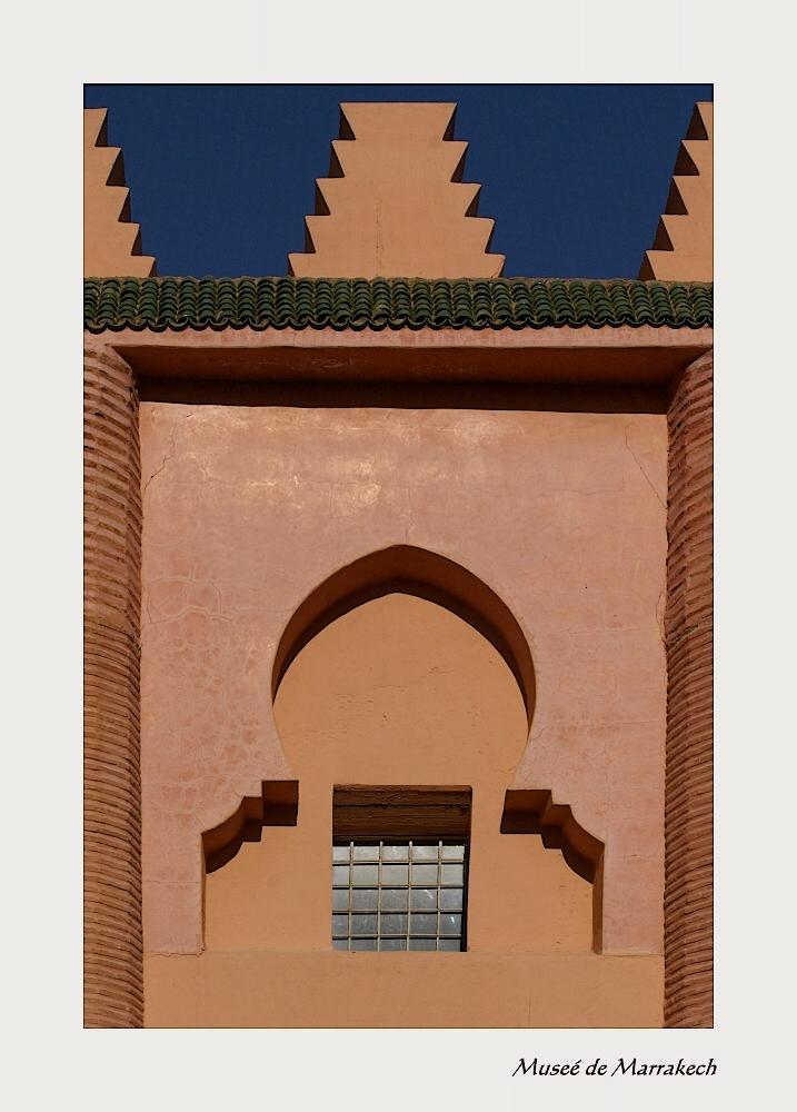 Museé de Marrakech