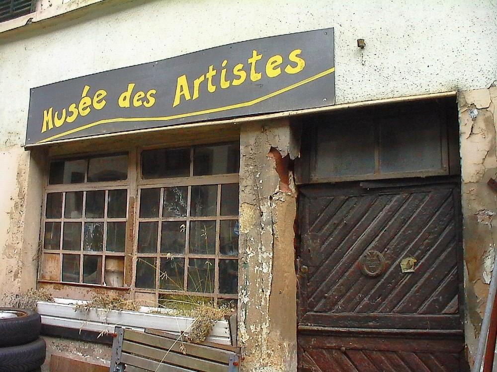 Musee der Künstler