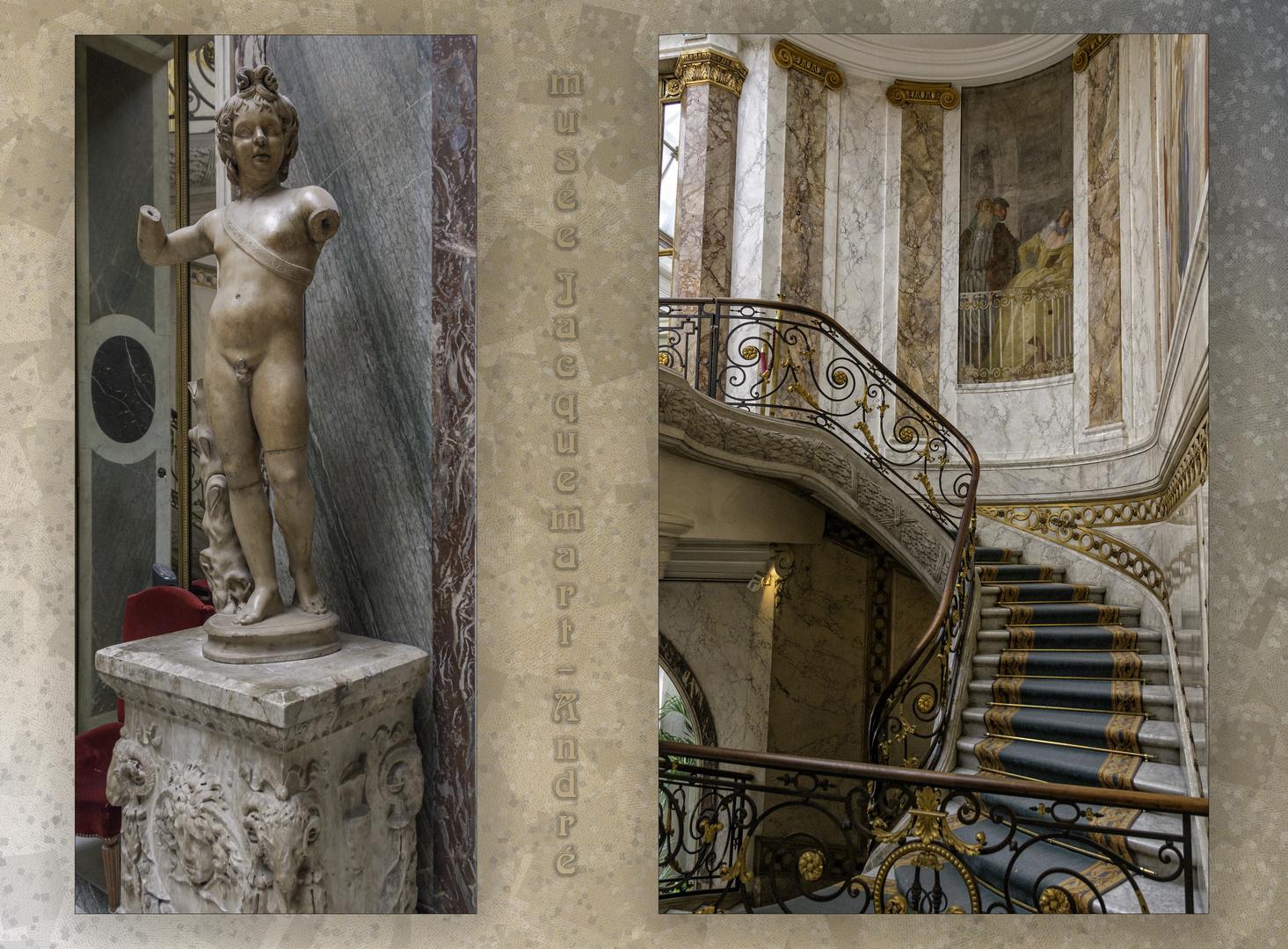 Musée Jacquemart-André .