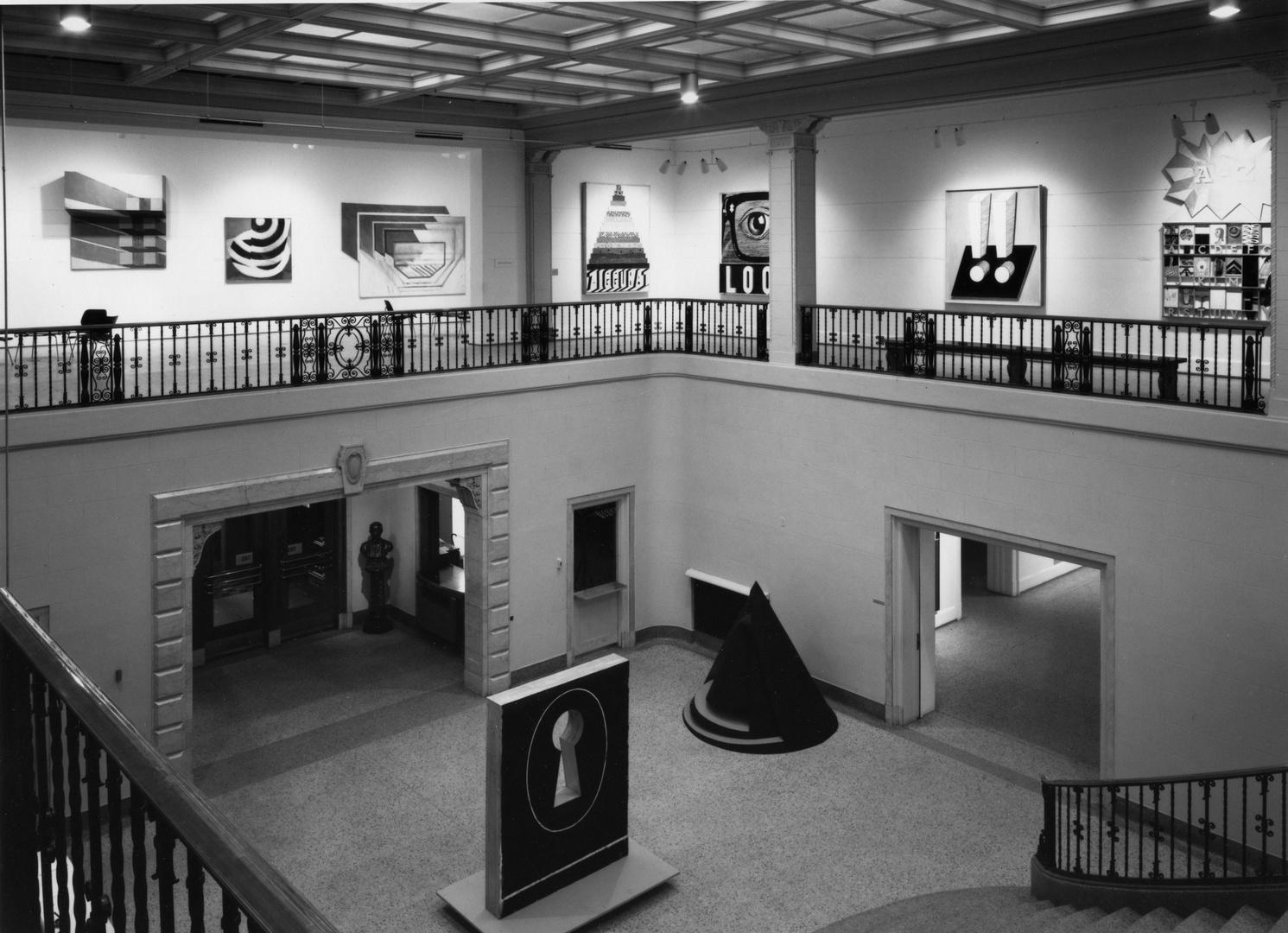 museo de arte abstracto en london