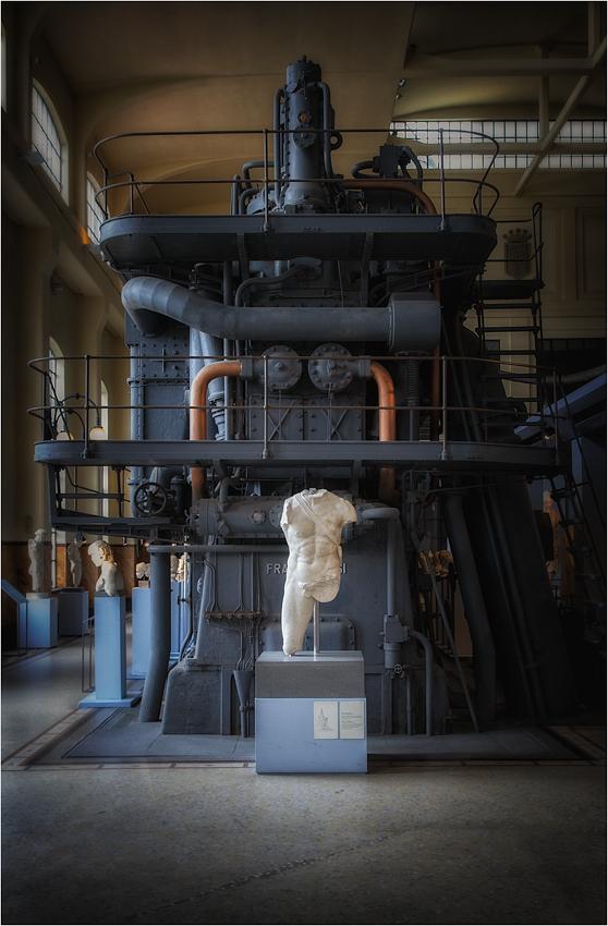 Museo della Centrale Montemartini II