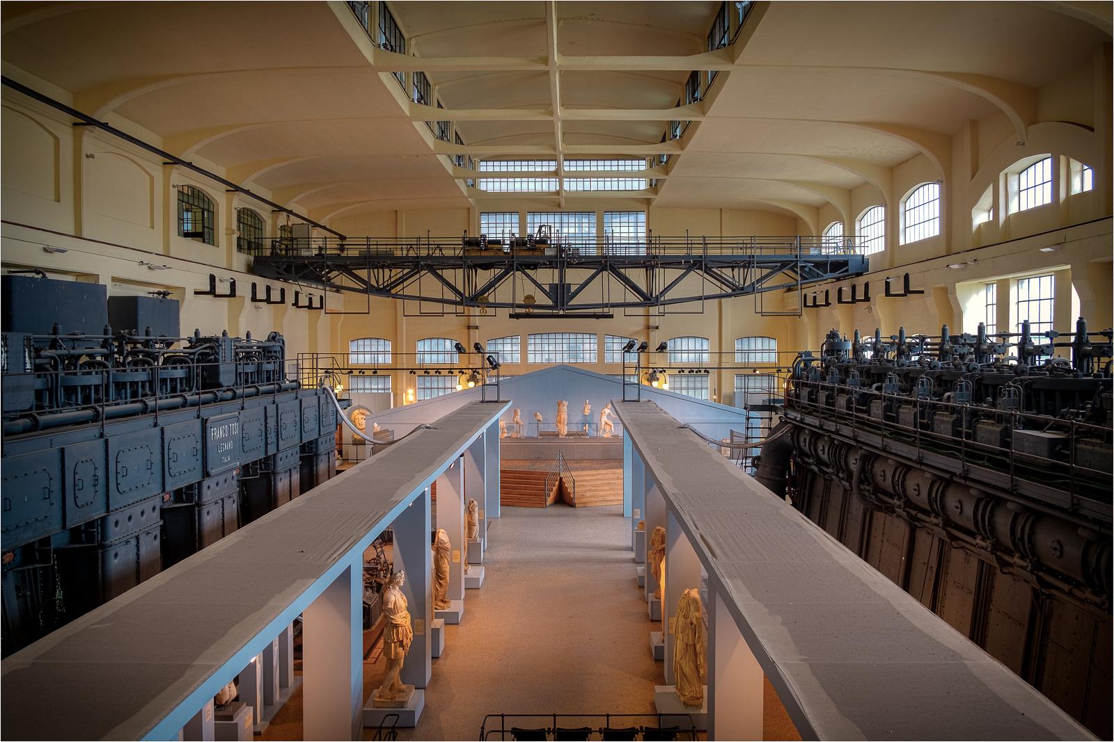 Museo della Centrale Montemartini III