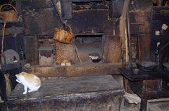 Museo etnográfico de Piornedo: horno
