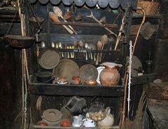 Museo etnográfico de Piornedo: menaje