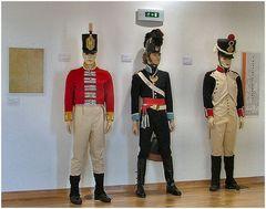 Museo Militare al Vimeiro...Wie Dazumal.