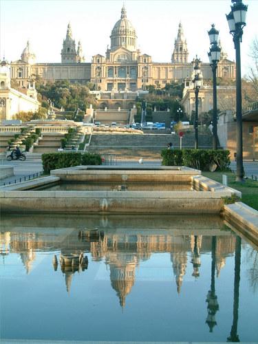 Museu National D´Art De Catalunya, Barcelona