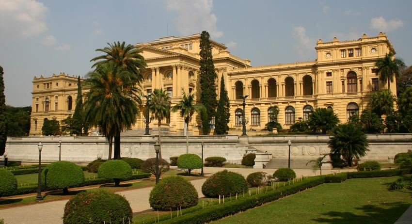 Museu Paulista USP Sao Paulo - Ipiranga