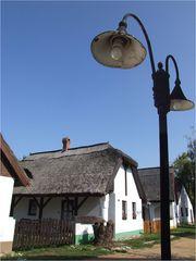 """Museum Dorf bei """"Balaton"""" Platensee in Ungarn"""